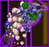 Bird Cluster Flower Vines Designer Resource Commercial Use