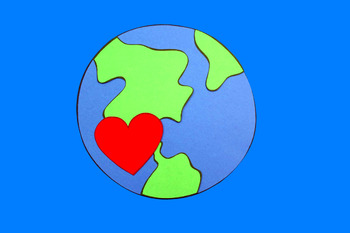 Earth Day Craft Activity and Creative Writing