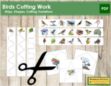Bird Cutting Strips