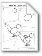 Bird (Draw Then Write)