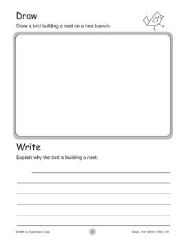 Bird (Draw...Then Write)