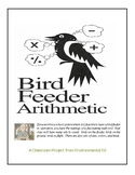 Math - Bird Feeder Arithmetic