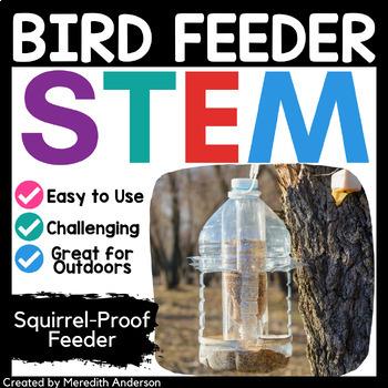 Bird Feeder STEM Challenge