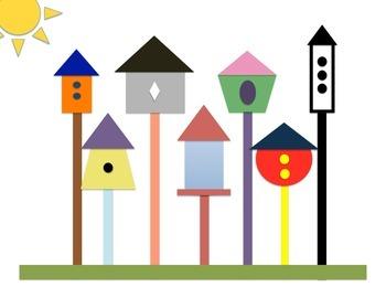 Bird Feedin' Frenzy:  Simple Activities for Building Language Skills