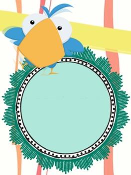 Bird Frame/Border