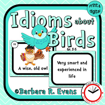 Idioms about Birds
