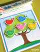 Bird Interactive Counting Book: Interactive Counting and Rhyming Book