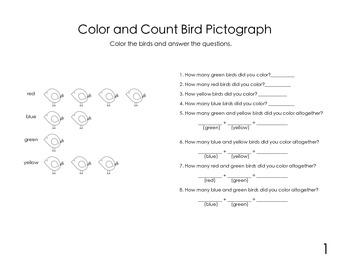Bird Math