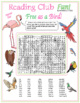 Bird Names Word Search Puzzle