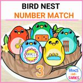 Bird Nest Number Match