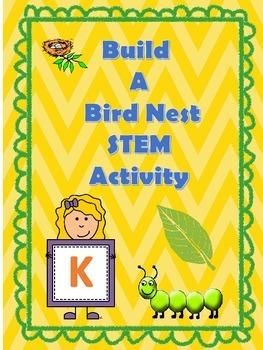 Bird Nest STEM Activity