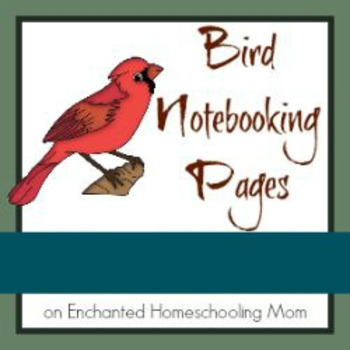 Bird Notebooking Pages Bundle
