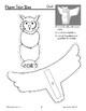 Bird Paper Tube Animals: Toucan, Owl