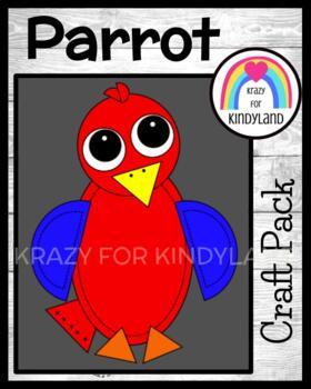 Parrot Craft (Pirate)