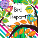 Bird Report