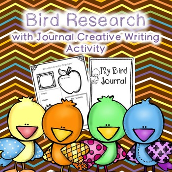 Bird Research and Creative Writing Journal