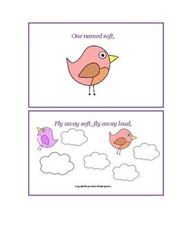 Bird Song Book Freebie!