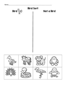 Bird Sort