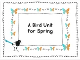 Bird Thematic Unit for Preschool