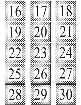 Bird Theme Calendar
