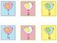 Bird Theme Calendar Number Cards