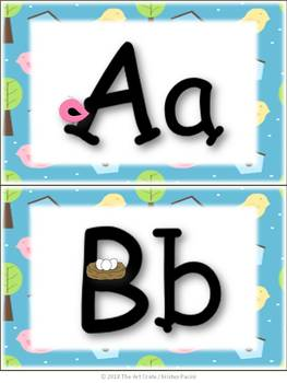 Bird Theme Classroom Decor Bundle