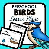 Bird Theme Classroom Lesson Plans