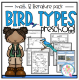 Bird Types Math & Literature Preschool