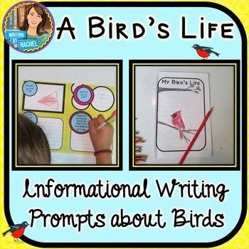 Birds- Learn All About Birds, Informational Bird Journal, State Birds and More!