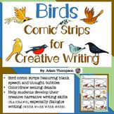 Bird Writing: Comic Strips