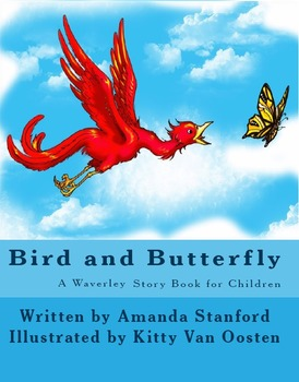 Bird and Butterfly:A Story Book for Preschool and Kindergarten Readers