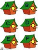 Birdhouse Alphabet Activity