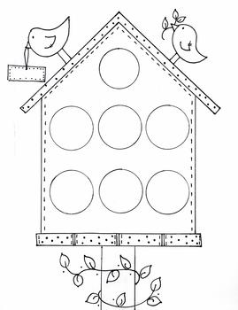 Birdhouse 'Apartment'