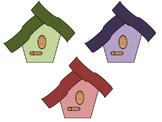 Birdhouse for Birds Houses for Birdies