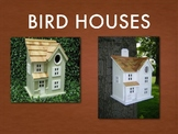 Birdhouses, Make a Clay Birdhouse