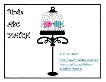 Birdie ABC Match