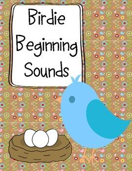 Birdie Beginning Sounds