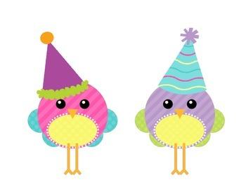Birdie Birthday Board