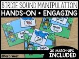 Birdie Manipulating Sounds Match-Ups