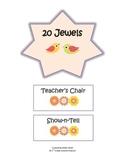 Birdie Reward Systems Clip Chart