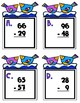 Birdie Subtraction with Regrouping SCOOT