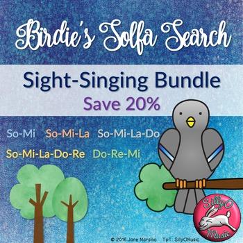 Birdie's Solfa Search Bundle