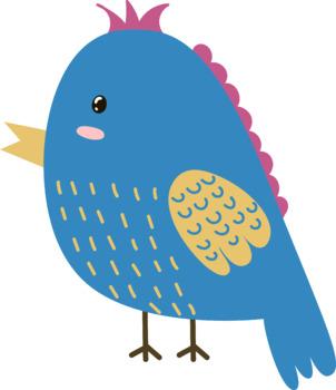 Birdies Vectors