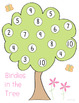 Birdies in the Tree - Addition, Subtraction, and Number game
