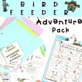 Birding With Kids Bird Cards and Scavenger Hunt