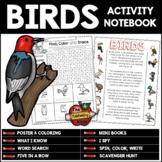 Birds Activity Notebook