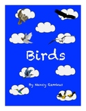 Birds-All About Our Fine Feathered Friends-Informational T