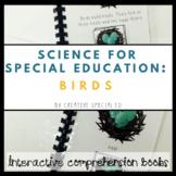 Birds Interactive Comprehension Book
