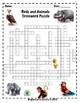 Birds & Animals Crossword Puzzle