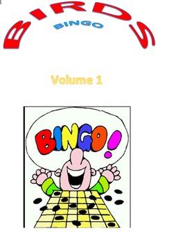Birds Bingo Volume 1